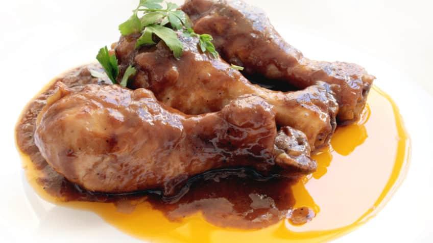 Como hacer pollo a la coca cola