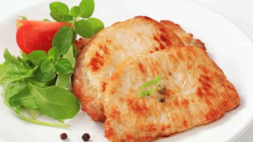 receta de pollo a la plancha