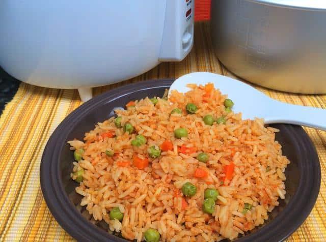 Receta de arroz rojo Arroz rojo un clasico mexicano