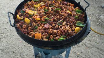 Receta de discada Discada un plato para compartir en familia