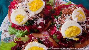 Receta Enchiladas Guatemaltecas