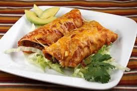 Receta de Enchiladas Huastecas Enchiladas con queso gratinado