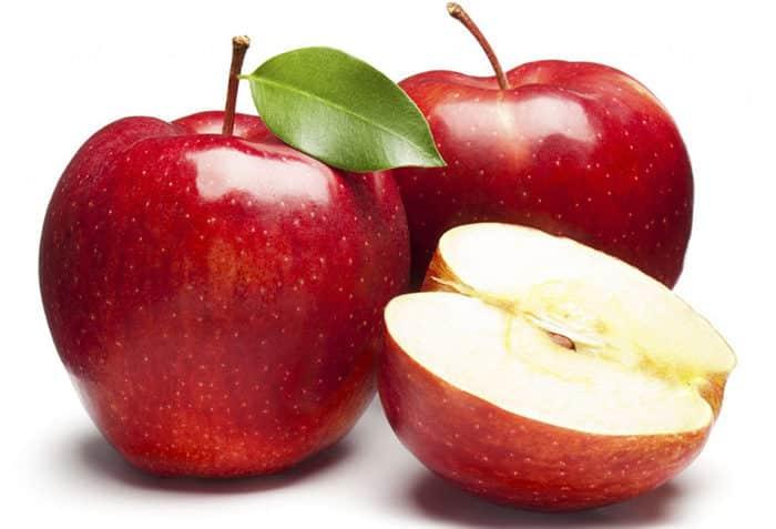 Receta de pastel de manzana Manzanas