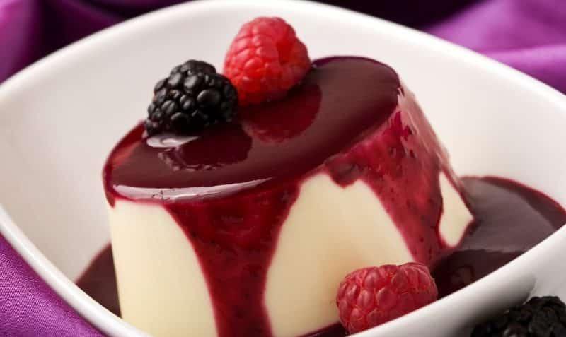 Receta de gelatina de yogurt Prepara gelatina de yogurt