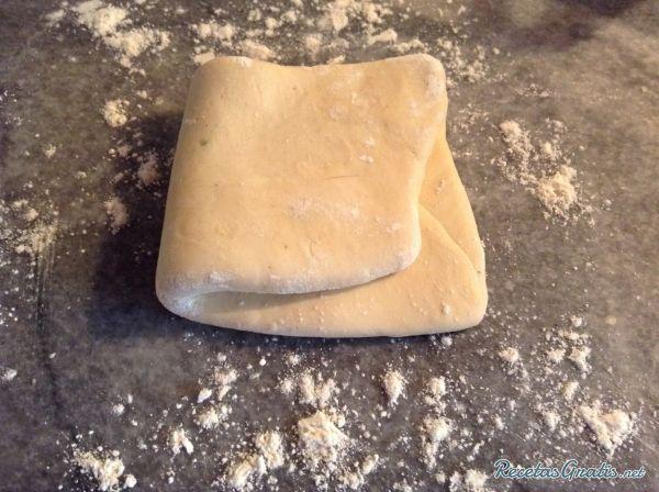 Receta de pastel de pollo Procemiento para el pastel de pollo