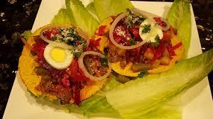 Receta Enchiladas Guatemaltecas otra forma de servir las Enchiladas