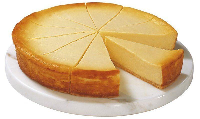 Receta de pastel de queso clasico