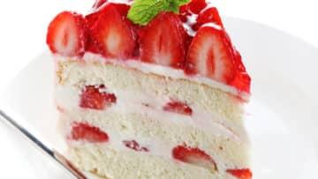 Receta de pastel de fresa