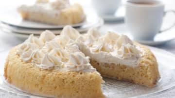 Receta de pastel tres leches Tres leches cake