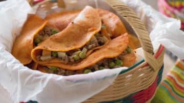 Receta de tacos de canasta Divinos tacos de canastaReceta de tacos de canasta Divinos tacos de canasta