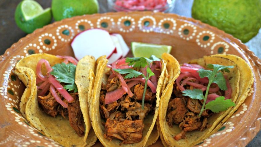 Receta de la cochinita pibil Un plato rico de Mexico