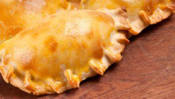 Apetecibles empanadas de cajeta