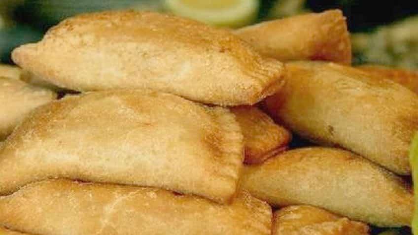 Apetitosas empanadas al horno