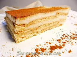 Receta de tarta sin horno