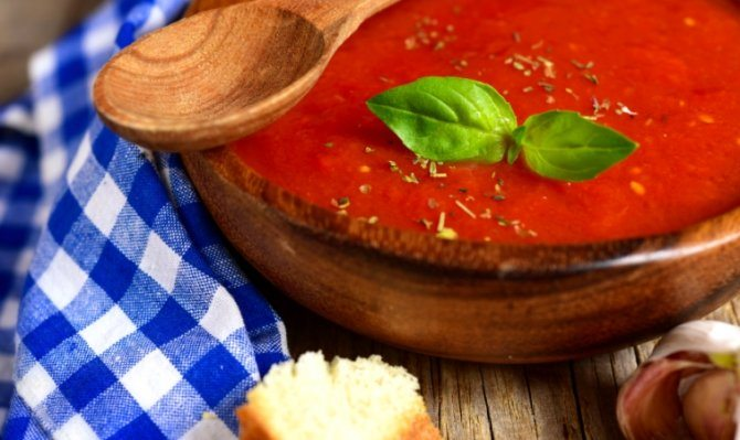 receta de salsa napolitana