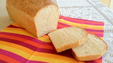 Clásico pan de molde