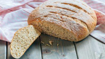Delicia de pan sin gluten