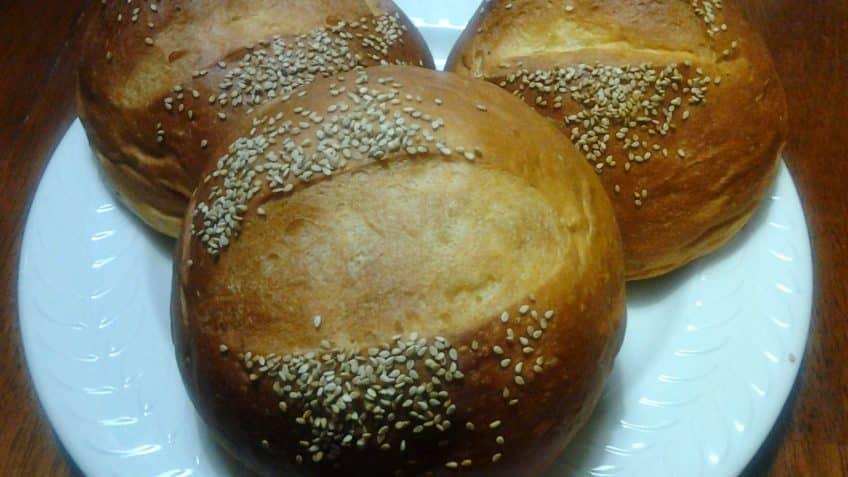 Deliciosos panes de yema