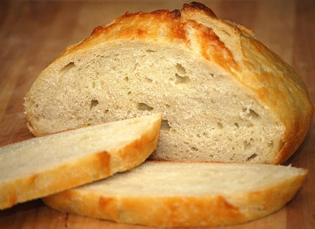Otro modelo de pan casero
