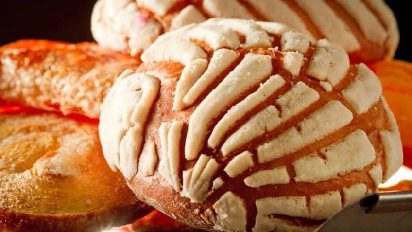 Pan dulce otra presentacion