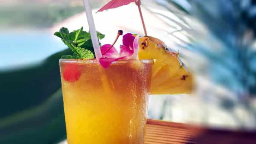 cóctel acapulco