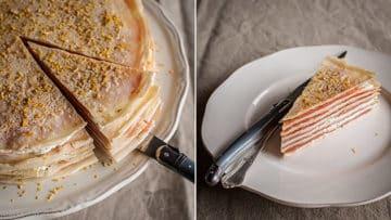 tarta de salmon