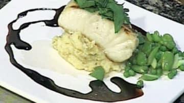 Merluza negra un plato para sibaritas