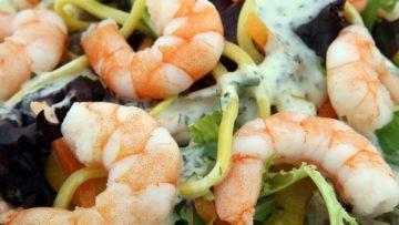 Receta para cocinar empanadas de camarón