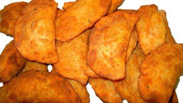 Receta para preparar empanadas de pollo