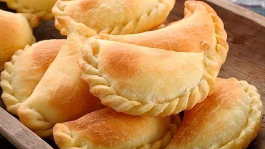 empanadas de espinaca horneadas