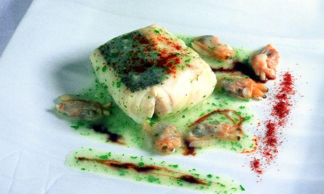 preparar merluza en salsa verde