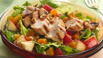ensalada de pollo deliciosa