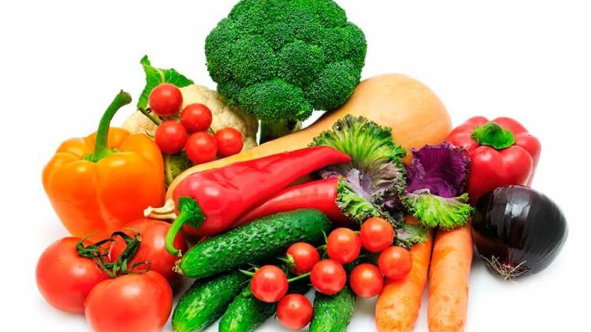 verduras para la salsa